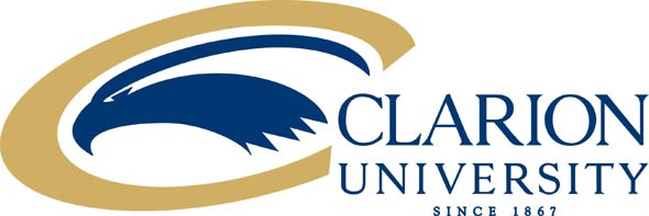 Clarion University of Pennsylvania Clip Art