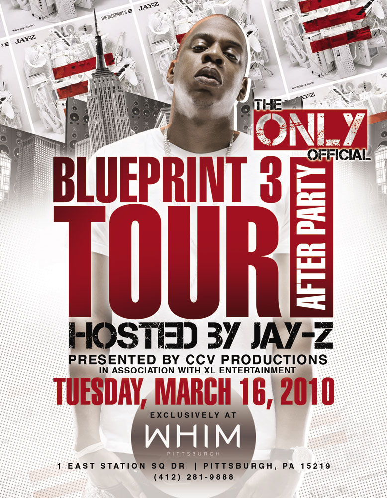 The only official blueprint 3 tour after party hosted by jay z with the only official blueprint 3 tour after party hosted by jay z with special invited guest young jeezy and trey songz brotha ash productions malvernweather Choice Image