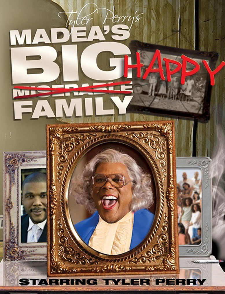 Madea 39 s big happy family live at the peterson event center for 3719 terrace street pittsburgh pa 15261