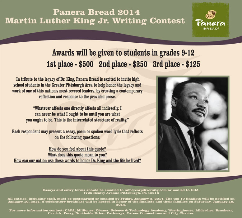 2006 contest essay jr king luther martin