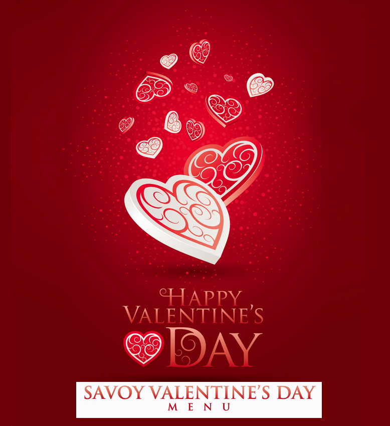 savoy valentine's day menu - call 412.281.0660 now for, Ideas