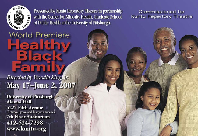 Kuntu Repertory and The Center for Minority Health present ...