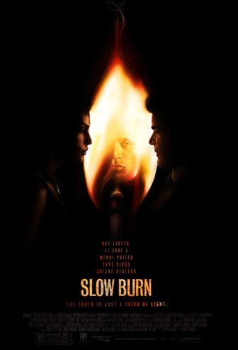 "Brotha Ash Productions Movie Passes to ""Slow Burn"""